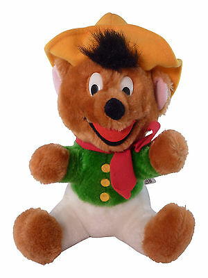 Speedy Gonzales Warner Bros. Characters Plush 1971 By Mighty Star