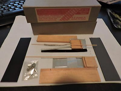 HP PRODUCT T/T 1/120th SCALE WOOD SIDED REEFER BOX CAR KIT UNASSEMBLED # 551