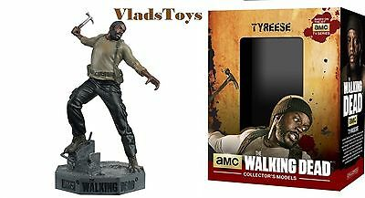 Eaglemoss AMC The Walking Dead Collection w/Booklet Tyreese Williams issue 5