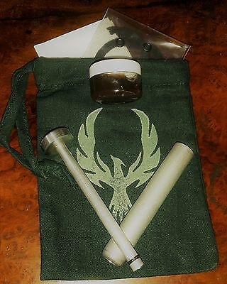 Phoenix Fire Piston Fire Starting and Survival tool