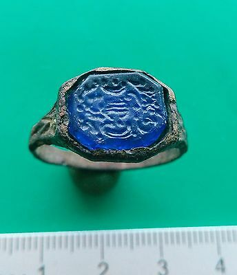 Post Medieval Bronze Ring 17th century