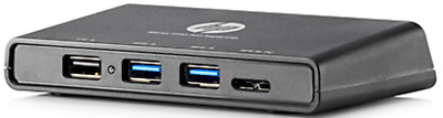 HP 3001pr USB3 Port Replicator