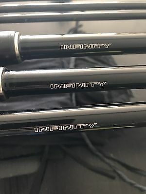 3 X Infinity Magnum Tapers 12ft 3.75