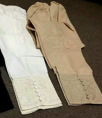 Indian pakistani pencil trousers cigarette pant Embroidered Asian cig pant