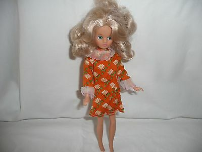 DAISY MARY QUANT DOLL MODEL TOYS HONG KONG 1960s VINTAGE OUTFIT FASHION DRESS