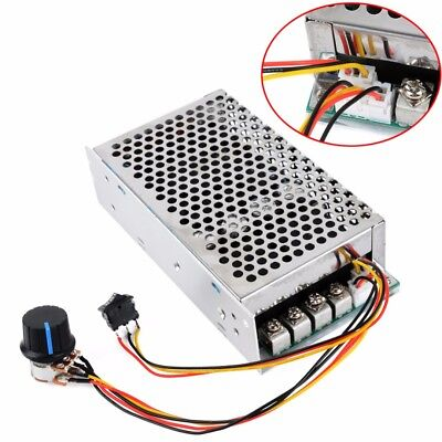 10-50V 100A 3000W Programable Reversible DC Motor PWM Controller Speed Control