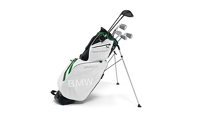 BMW Genuine Golfsport Ultra-Lightweight Waterproof Lite Stand OGIO Carry Bag