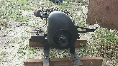 Montgomery ward E2 stationary engine not hit miss