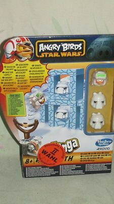 Hasbro A2846 Star Wars Angry Birds Jenga Battle Game