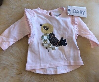 BNWT Cotton On Baby Girl Top 0000