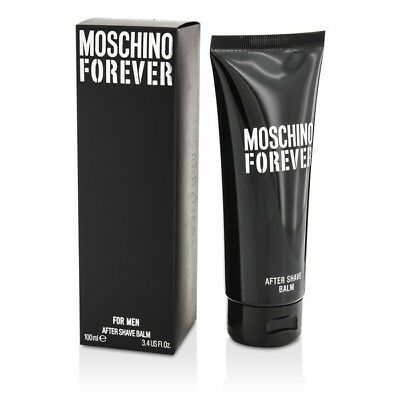 Moschino Forever After Shave Balm 100ml Mens Cologne