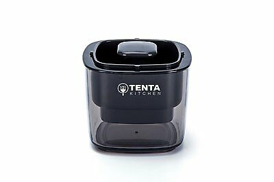 Tenta Kitchen Garlic Press, Garlic Crusher, Food Garlic Press Mini Chopper Dicer