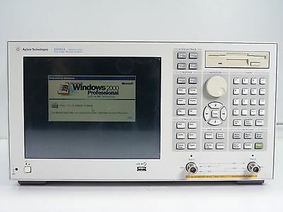 Keysight Used E5062A 3 GHz Network Analyzer (Opt.: 250,016,100,760) (Agilent)