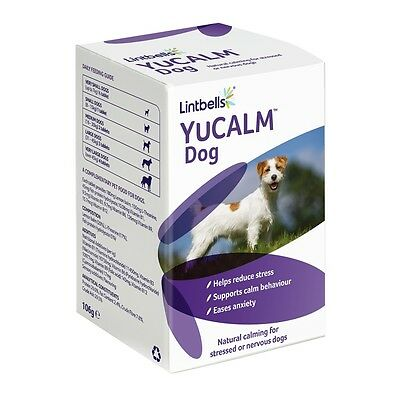 YuCALM for dogs