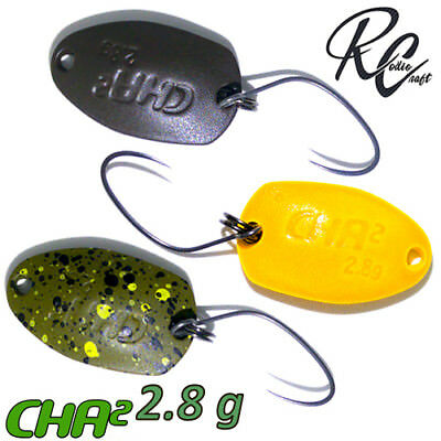 Rodio Craft CHA2 2.8 g 19 mm Assorted Colors Trout Spoon
