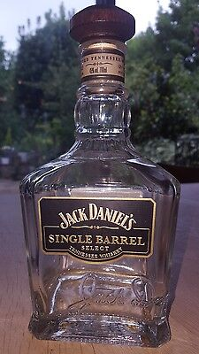 Jack Daniels Single Barrel Bottle