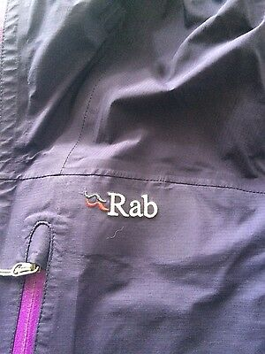 Rab gortex jacket size 12