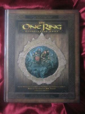 THE ONE RING ROLEPLAYING GAME - CORE RULEBOOK. Lord of the Rings. The Hobbit