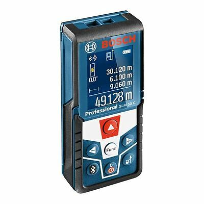 Bosch GLM 50 C Professional Laser Measure with GLM Floorplan App (CLEARANCE)