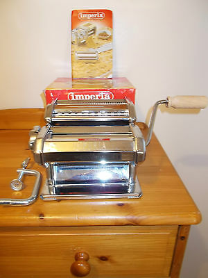 Imperia Tipo Lusso Sp 150 Pasta Machine