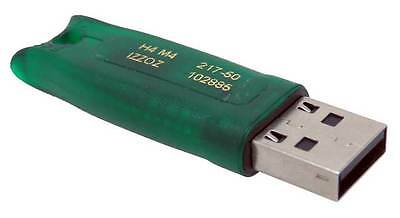 NEW Aladdin Green Key USB Security Dongle RRO HASP HL MAX H4M4 217-50