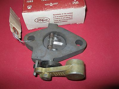 NOS 1946-47 Ford 8 cylinder thermostat control exhaust valve