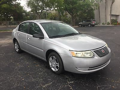 2005 Saturn Ion 2 Edition - 4 Door Touring Sedan 100% Florida Car - No Accidents - 84k Miles - New Tires - Full Tune Up - ION 2