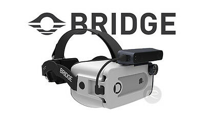 Occipital Bridge AR/VR Headset w/ Structure Sensor Explorer Edition
