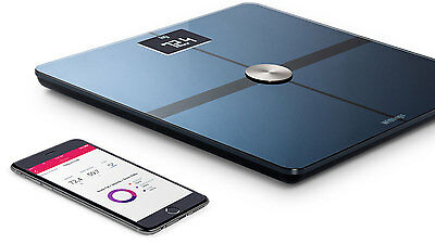 Withings Body Cardio Black Heart Health & Body Composition WiFi Scale