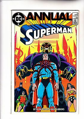 Superman Annual 11 Alan Moore
