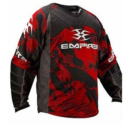 EMPIRE Prevail Jersey Large Red
