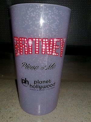 Britney Spears Piece of Me Las Vegas Cup - CRACKED