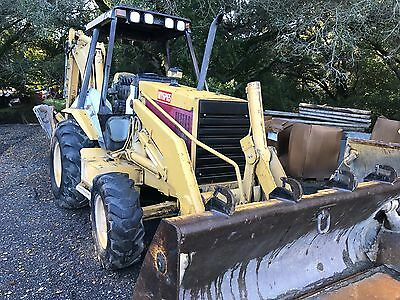 1994 cat 426B tractor Working Condition