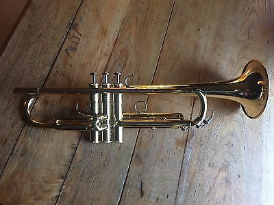 Yamaha 8310Z Bobby Shew Trumpet -- Great Player!