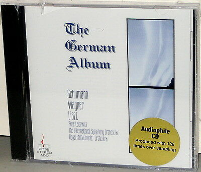 CHESKY CD 96: The German Album - Leibowitz, conductor - OOP 1993 USA SEALED