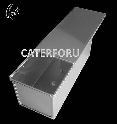 Bread Loaf Tin Pan Pullman 750G Sandwich Loaf With Lid Home Baking Fresh Bread