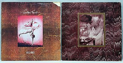 "COCTEAU TWINS Lullabies And The Spangle Maker Vinyl 12"" Singles Both Play EX-"