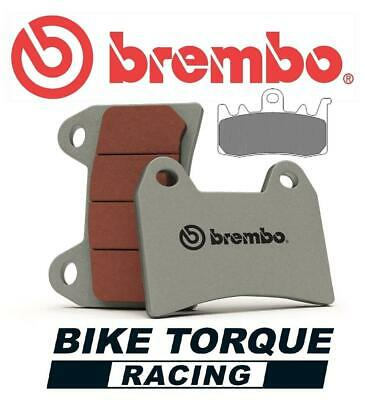BMW R1200 RT 2014> Brembo SC Sintered Front Brake Pads