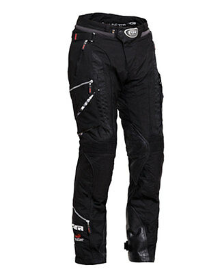 Lindstrands Black Gi  Motorcycle Motorbike Trousers Pants Sale Clearance Cheap