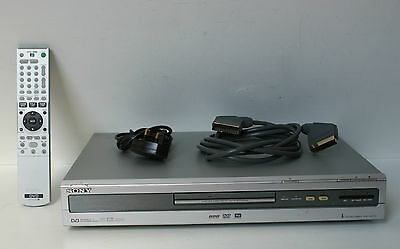 Sony Rdr-Hxd710 Hdd Dvd Multi-Format Recorder, 160Gb, Freeview With Remote