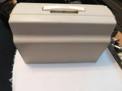 Sears Kenmore Sewing Machine 148.12201 Portable Cabinet Top Carrying Case Used
