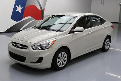 2016 Hyundai Accent  2016 HYUNDAI ACCENT SE SEDAN AUTO CD AUDIO A/C 38K MI #961440 Texas Direct Auto