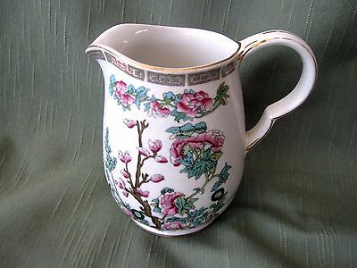 Vintage Indian Tree 1/2 Pint Jug Made By Maddock