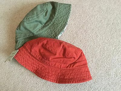 Baby boys summer hats from Next BNWT size 12 - 18 - 24 months / 1 - 2 years