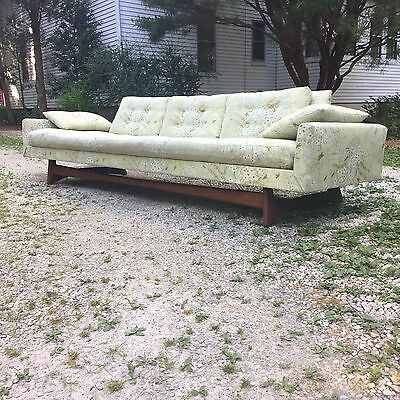 Authentic Adrian Pearsall Sofa 2408-S Mid Century Modern Retro Craft Associates