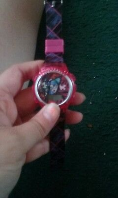 monster high watch