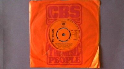 """Andy Williams - Love Theme From 'The Godfather' (7"""" single) CBS S 8166"""