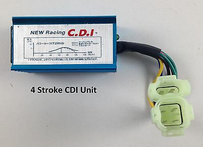 6 Pin CDI Unit Racing Rev Eliminator AC Fits GY6 50cc - 150cc TaoTao SUNL Roketa