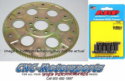 SB Chevy 350 SFI-Rated Auto Transmission Flexplate 153 Tooth Int Balance W/ARP