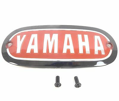 Yamaha Gas Fuel Tank Emblem Badge Petrol DS 6 DT 1 MX DT1 R 3 YR2C YR2 YR 2 NEW